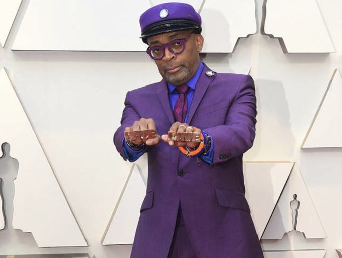Happy Birthday to Spike Lee who is 62 today!!!