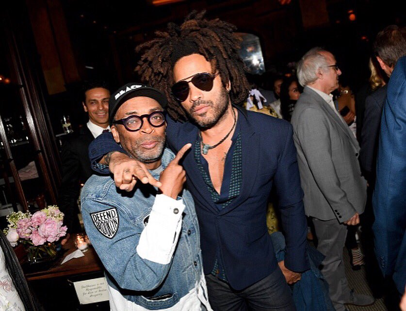 Happy Birthday Spike!!! Continued blessings. Respect. Sho Nuff. https://t.co/YxJtn9vQTy