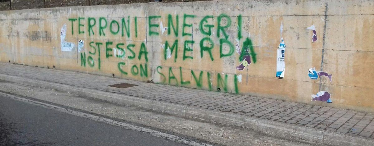 #MinistroDellaMalaVita