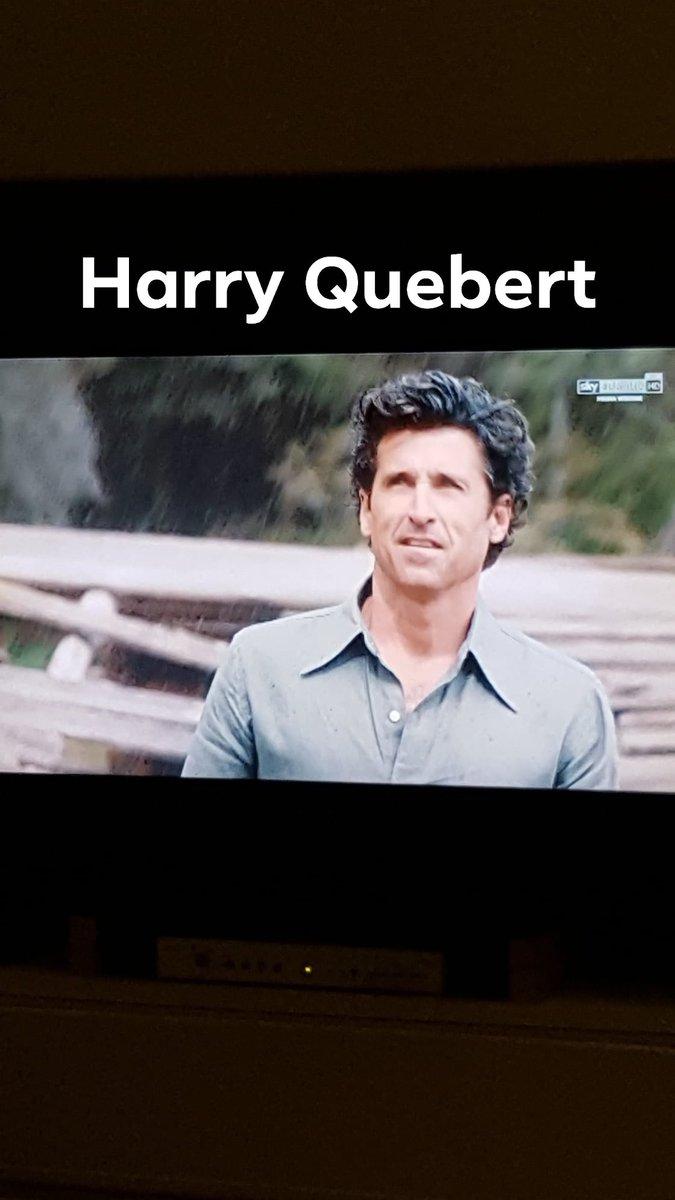 #HarryQuebert