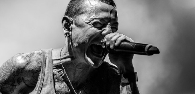 Happy birthday Chester Bennington.  rest in paradise.