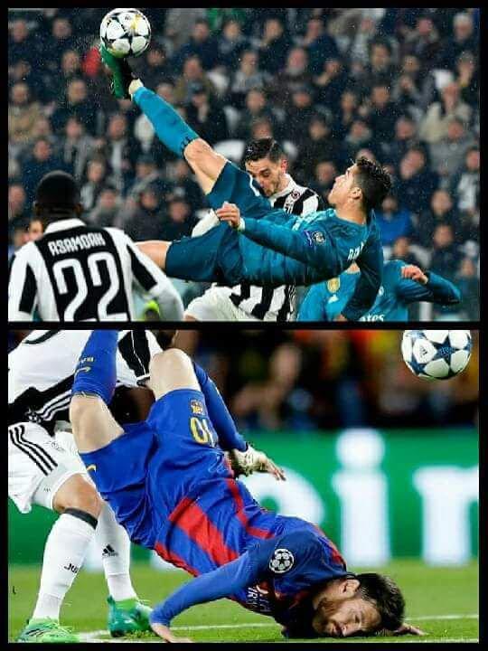 RT @Emily98466123: Messi practicando su chilena😂😂😂 https://t.co/KejGqg24jS