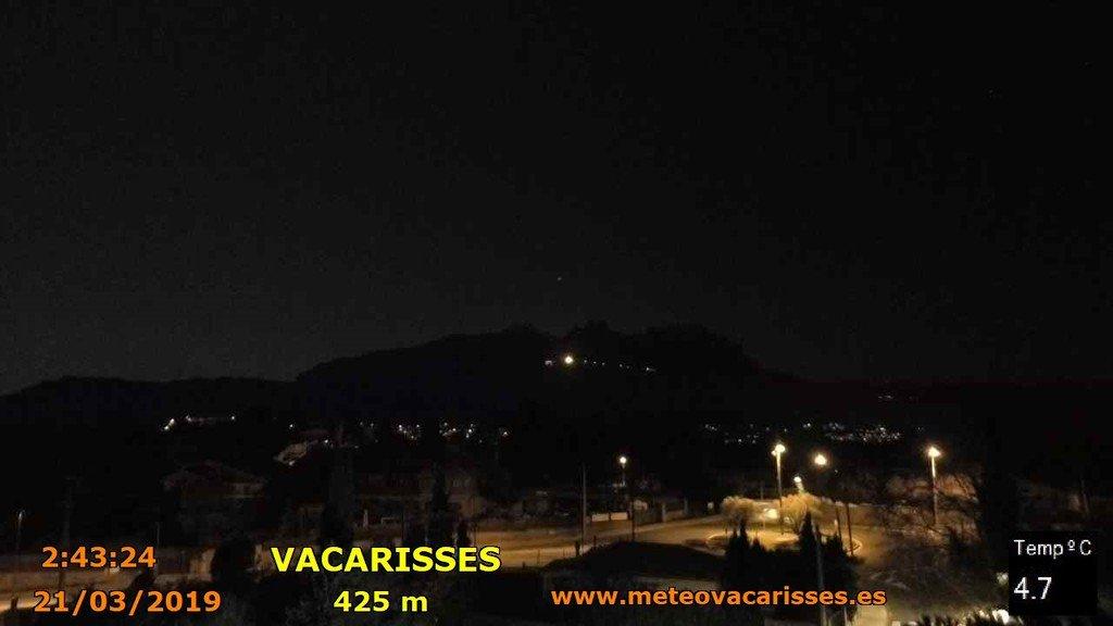 #Vacarisses #Webcam (Vallès Occidental) https://t.co/gqPg8uLqrD