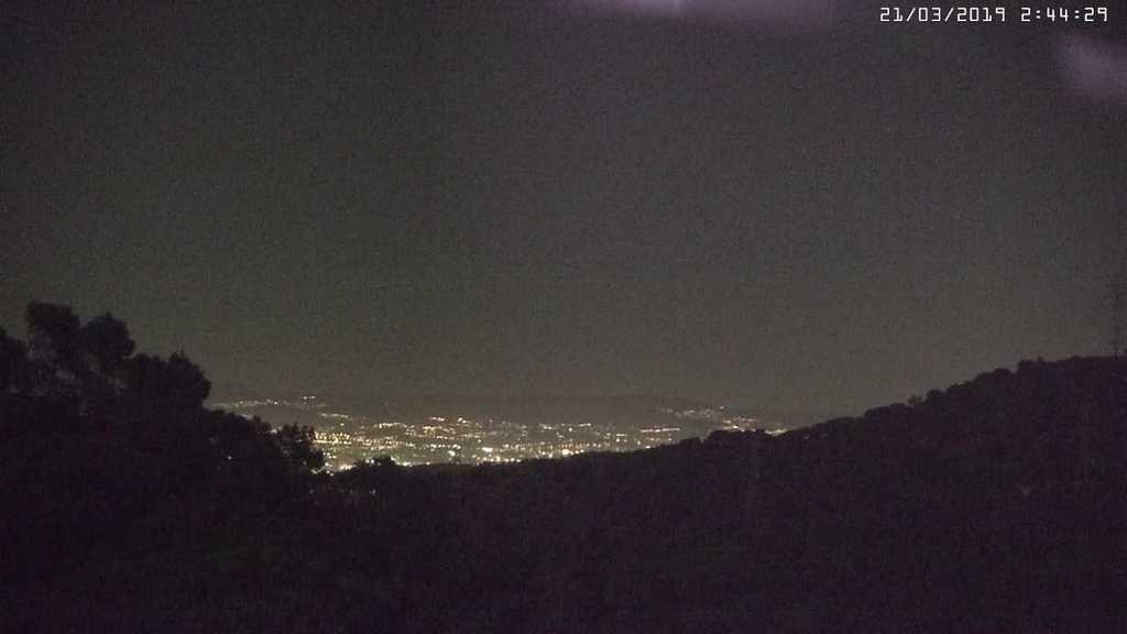 Webcam via Meteo SantFost (Sant Fost de Campcentelles) https://t.co/yk8sFPx9vb