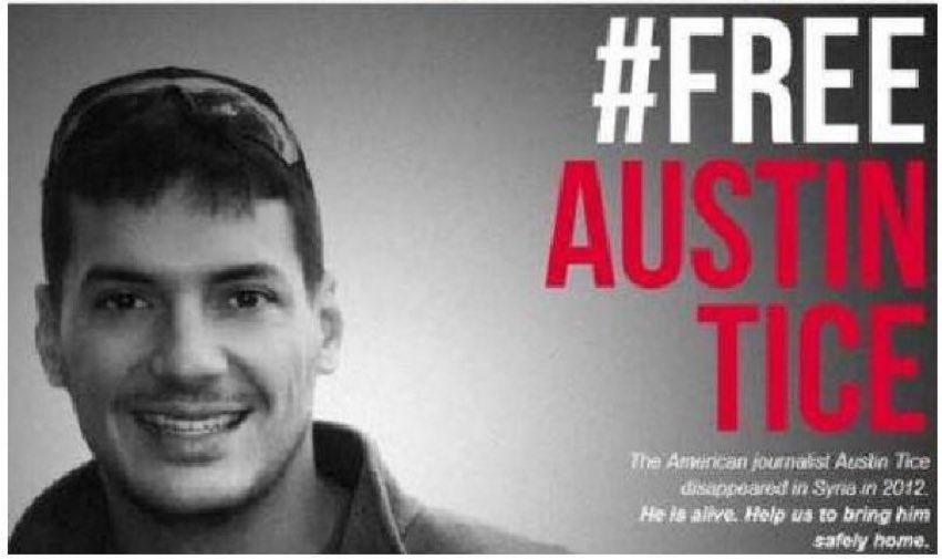 #freeaustintice #freeJohnCantlie, https://t.co/NOprLCNcPY