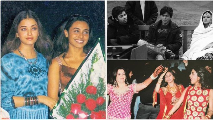 Happy birthday Her 10 best throwback pics with Aishwarya Rai, Shah Rukh Khan
