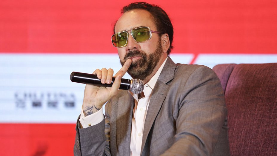 All the details on Nicolas Cage's new movie