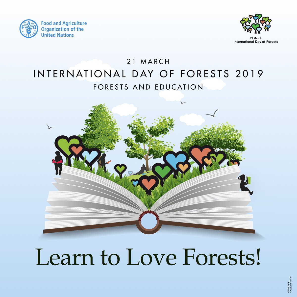 #IntlForestDay