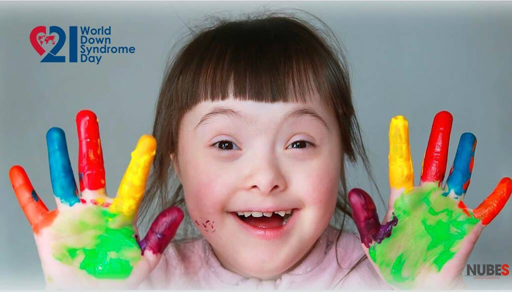 #WorldDownSyndromeDay