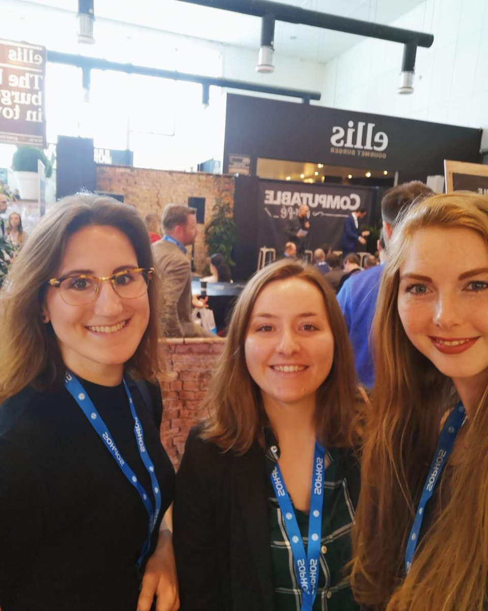 test Twitter Media - Day 2 of #Infosecurity. Our girls soaking up all the IT knowledge at @computable_be café https://t.co/mSfc6ZxQmC