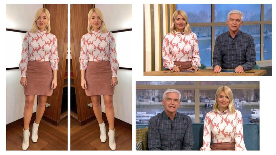 Here's where you can buy Holly Willoughby's