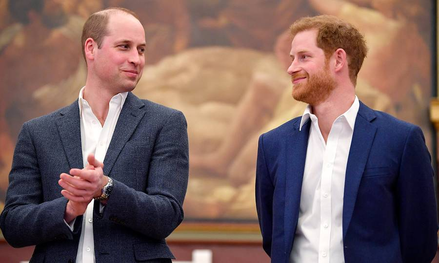 Why Prince William and Prince Harry's children will have different surnames