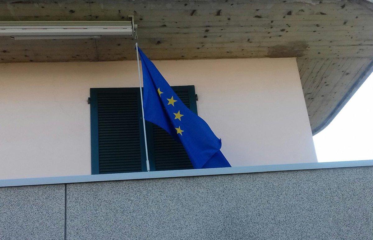 #bandieraeuropea