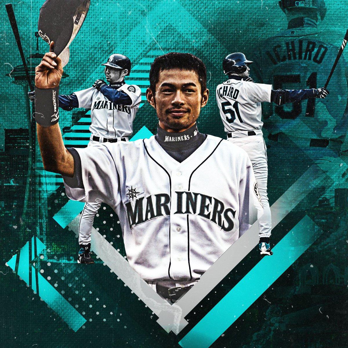 RT @MLB: Thank you, Ichiro.  Ichiro Suzuki will retire after a 19-year career in MLB. https://t.co/pOI3y8h1mF