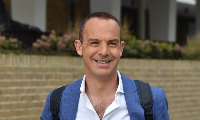Are we going to be seeing Martin Lewis on Strictly this year?!