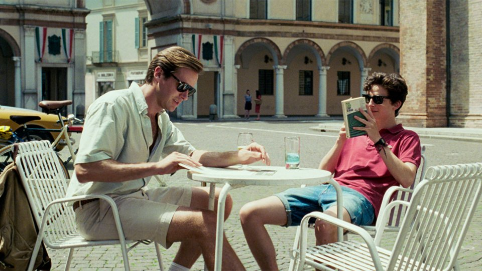 Will there be a film sequel to CallMeByYourName? @ArmieHammer addresses the rumors: