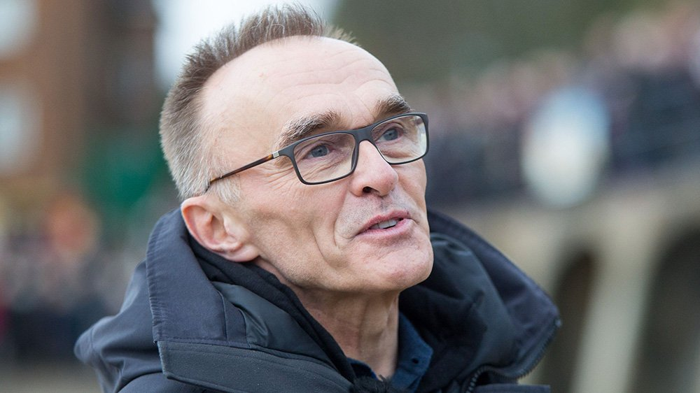 "Danny Boyle calls his exit from Bond25 a ""great shame"""