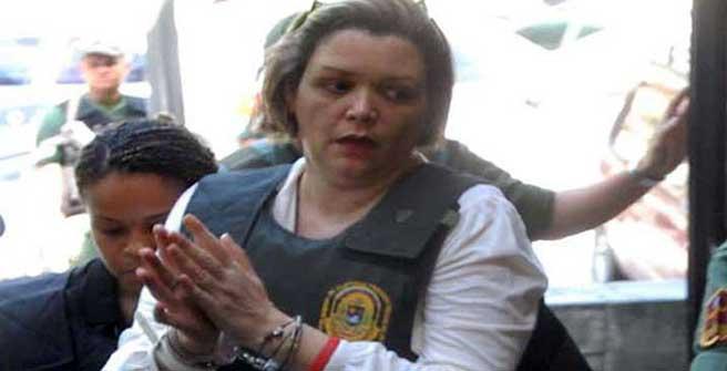RT @2001OnLine: Condenan a cinco años de prisión a la jueza María Lourdes Afiuni https://t.co/u1FoabfhOn https://t.co/YHsVwOU9Qx