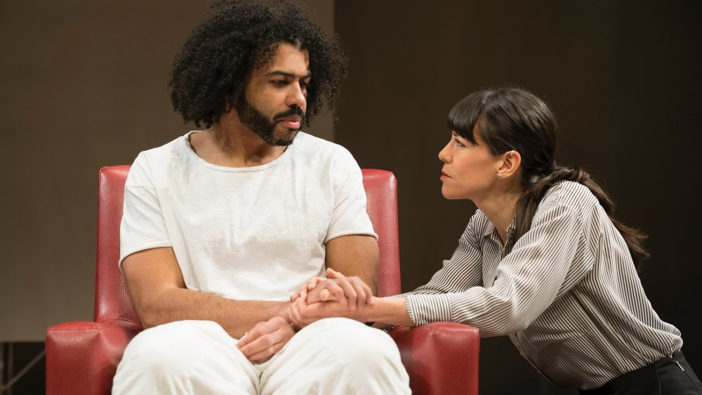 "Off Broadway review: @DaveedDiggs in ""White Noise"""