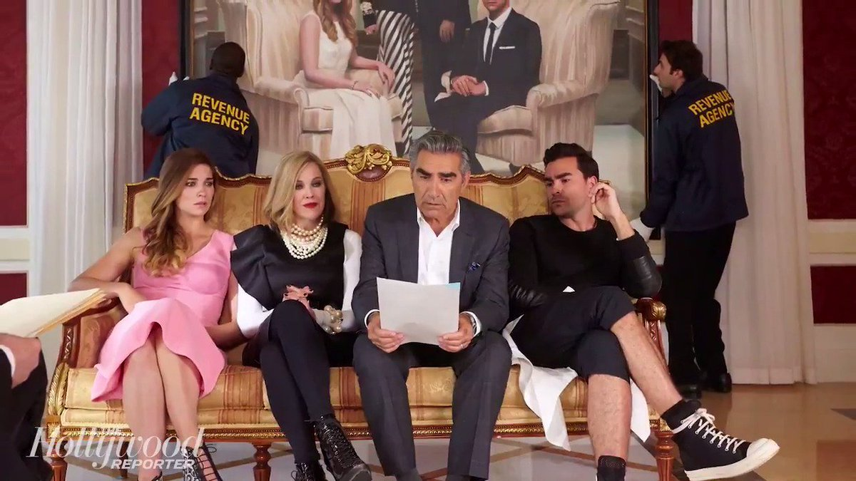 Cult comedy SchittsCreek will have its last laugh in 2020
