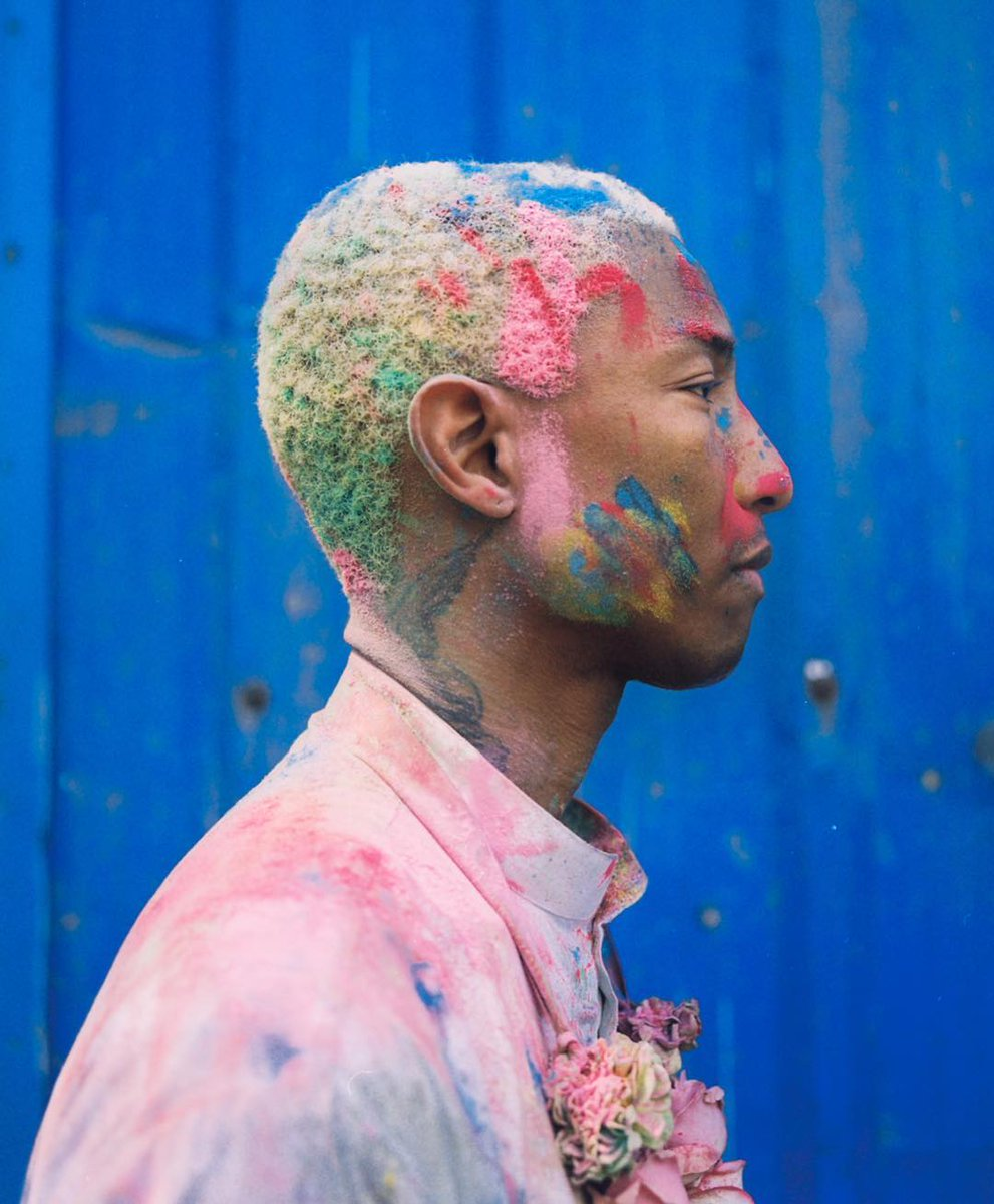 Let go. Forgive. Embrace. Be good to each other. #HappyHoli everyone ????❤️???????????????? https://t.co/C0eKhpnLrh