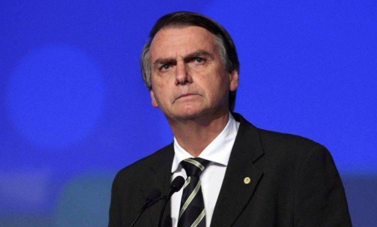 Lo que dijo Bolsonaro sobre la detención de Michelle Temer https://t.co/fLIWxQUwJE  https://t.co/Wy5qHaNske
