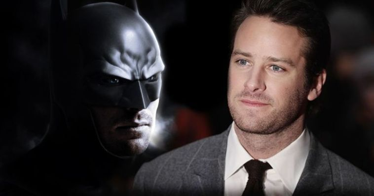 Armie Hammer quer interpretar o Batman no filme de Matt Reeves https://t.co/jAIrHTEYBN https://t.co/jbRLNzF8gJ