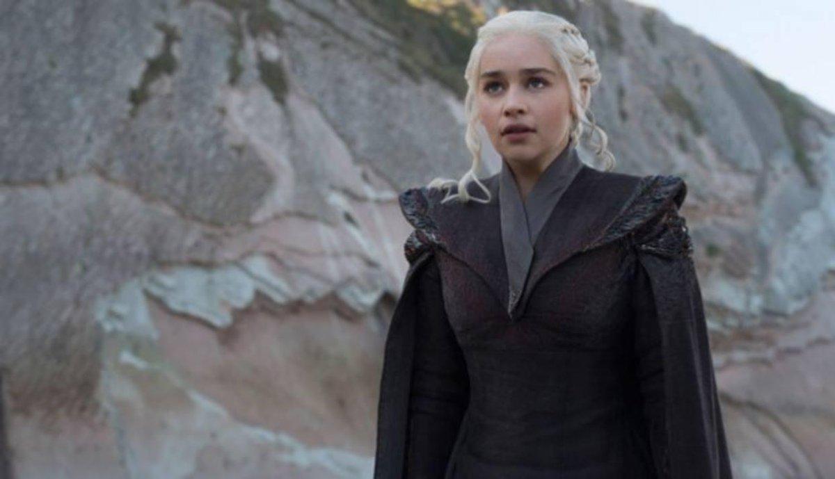 Game of Thrones: Emilia Clarke se salvó de morir por dos aneurismas https://t.co/w3QOvD38mr  https://t.co/3odVrZv54V
