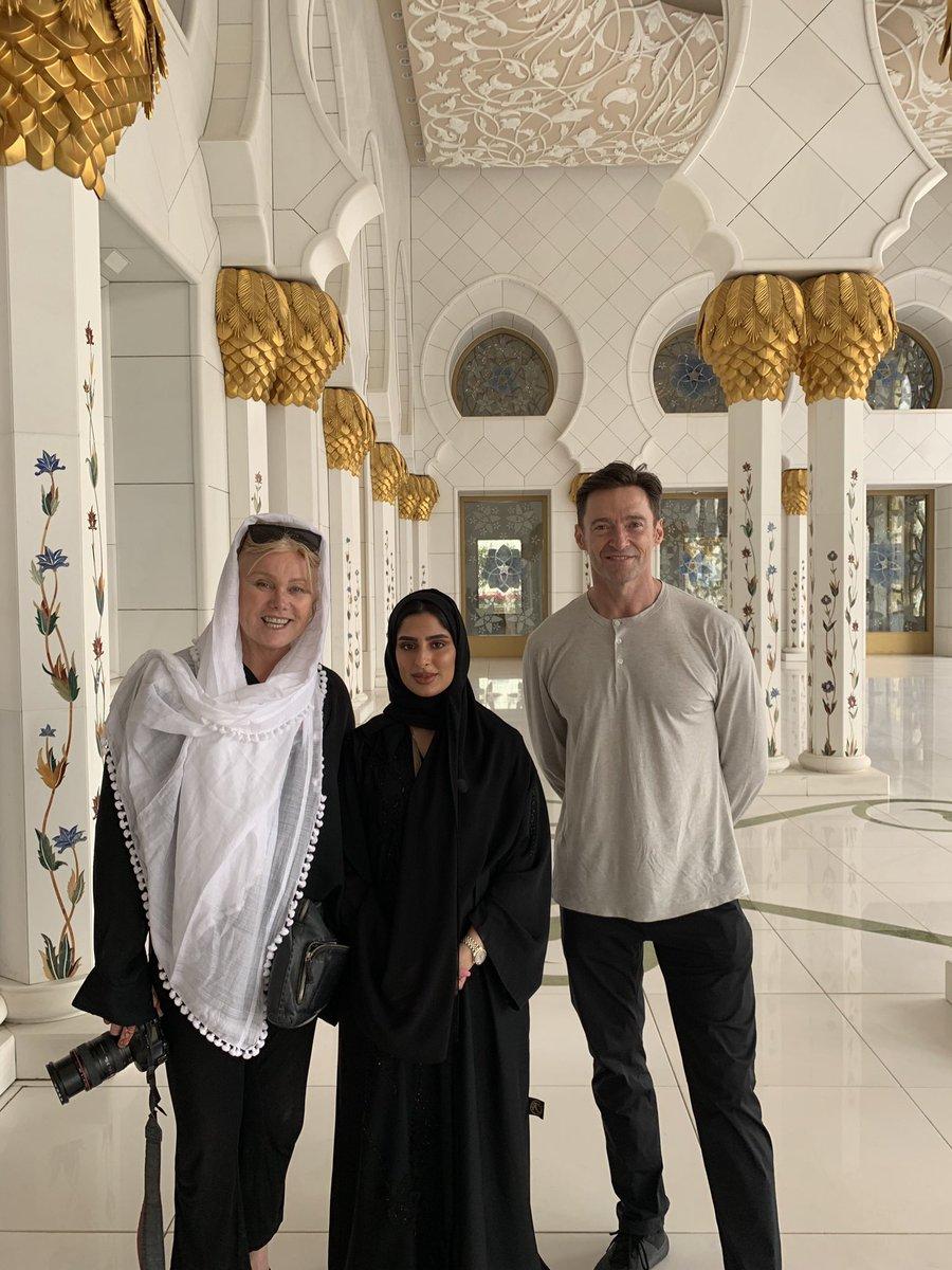 Thank you so an extraordinary visit #SheikhZayedMosque #AbuDhabi https://t.co/RZydhkJnsb