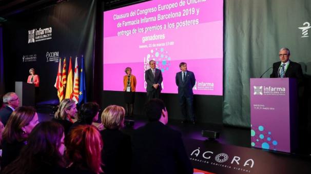 test Twitter Media - Infarma Barcelona 2019 acomiada l'edició amb un balanç molt positiu i amb un 10% més de participants respecte a l'edició de 2017. Ja pots llegir aquí ➡️https://t.co/PTScchBW5z un ampli resum del més destacat d'#Infarma2019. #LaSaludNosConecta https://t.co/EsJCC61dTt