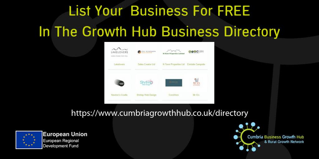 test Twitter Media - Have you listed your business for FREE yet in our Growth Hub online directory? Not only does it give you excellent SEO, it also puts your business in front of thousands of website visitors. What's not to love? https://t.co/SDQSUsg1Re https://t.co/XRz1RhR5zz