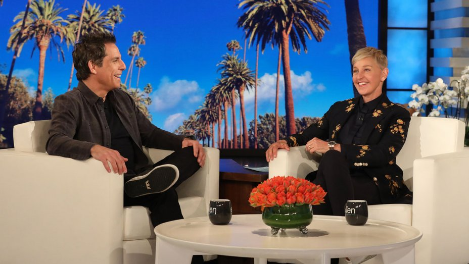 Ben Stiller reveals how he started playing Michael Cohen on