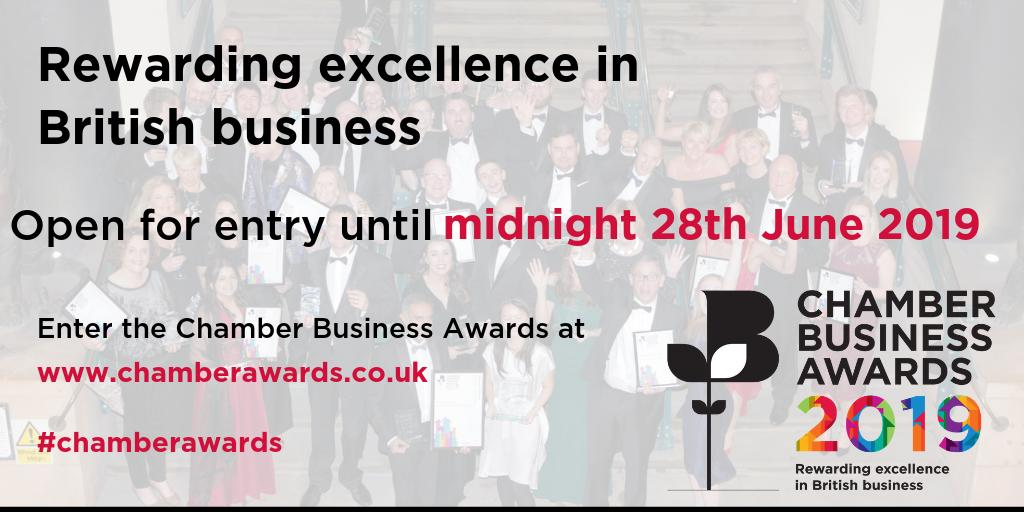 test Twitter Media - You have until 28th June to enter the #ChamberAwards. Enter your #business into a category & (hopefully!) win here: https://t.co/joMqRlEbGz https://t.co/wKZD2ZqwFF