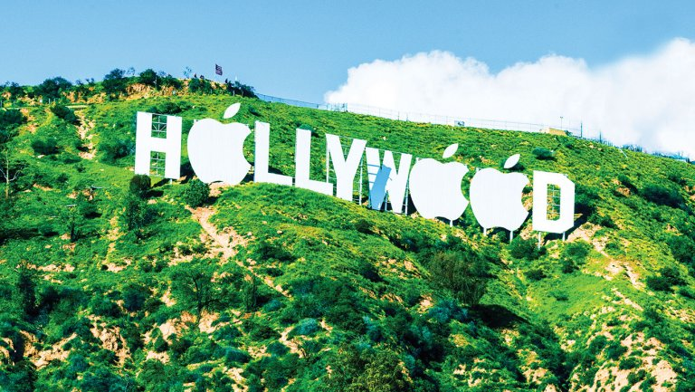 "As Apple readies a big TV launch, Hollywood powerbrokers are going in ""blind"""