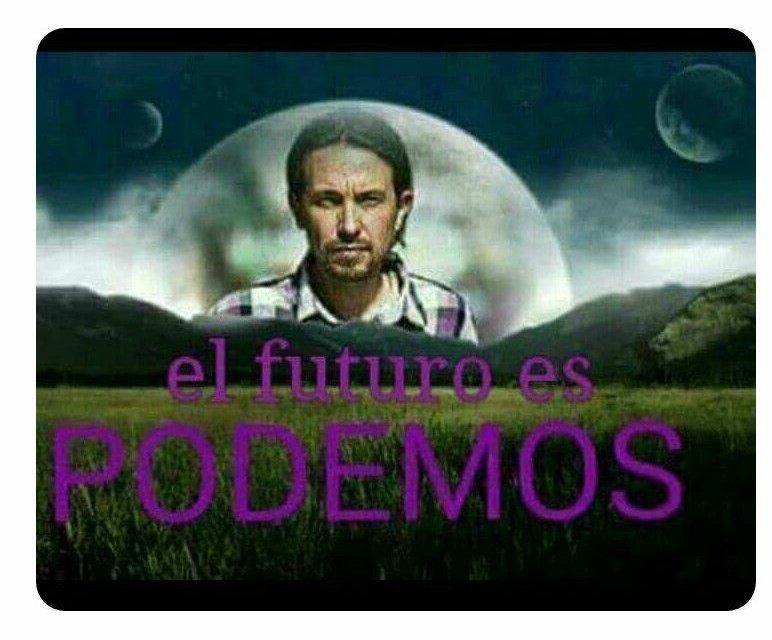 RT @joryzur: Vuelve Pablo !! #Podemos23M resurge !!!  Plaza Museo Reina Sofia!!!🏢 18 horas !!!🕕 #SiSePuede https://t.co/8Eb2dxj4DW