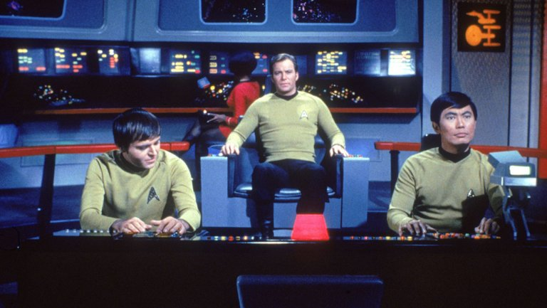 Captain Kirk @WilliamShatner once explained how StarTrek helped save POWs during Vietnam