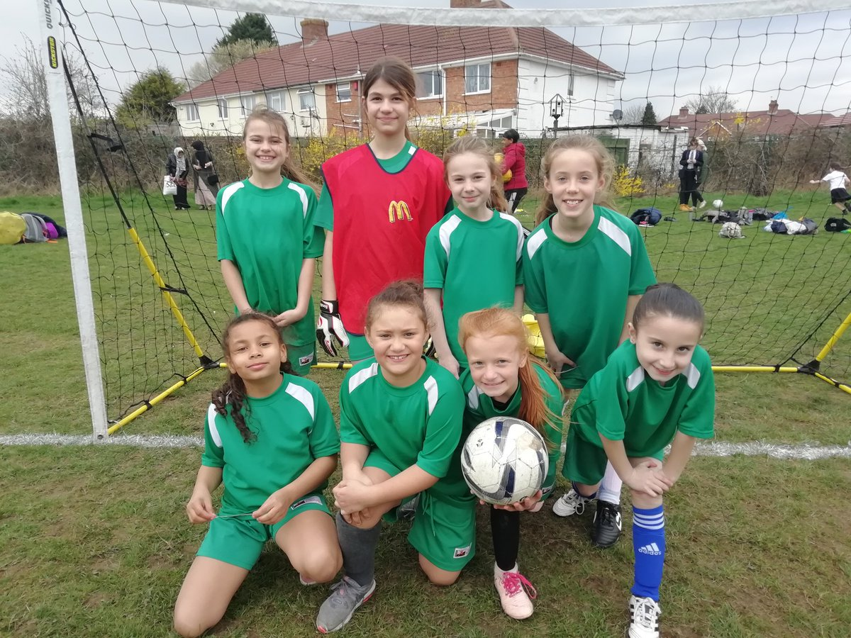 test Twitter Media - The Y4/5 girls won 2 and lost 2 in their first competition. Knocked out in the semi finals. Well done girls. https://t.co/Jn4m6inHOz