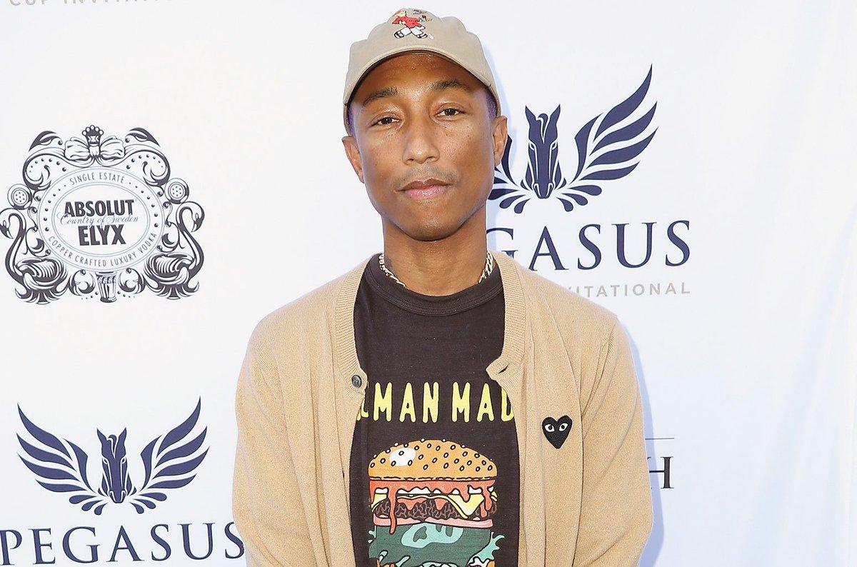 RT @billboard: Why @Pharrell's new festival is a celebration of his hometown https://t.co/eFrFISfV5Z https://t.co/wZdBCGgjgx