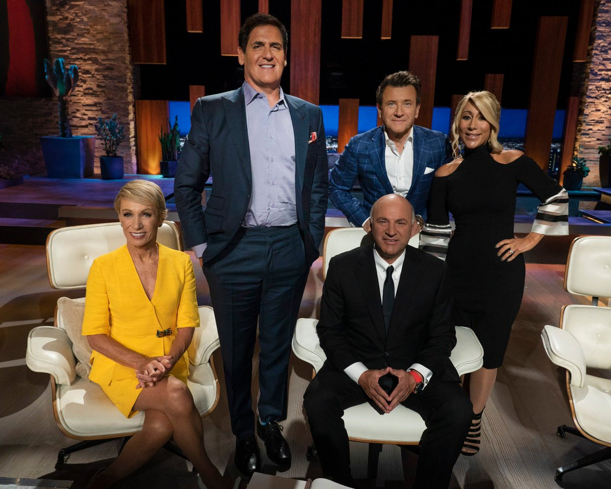 test Twitter Media - RT @ABCSharkTank: Are you ready to enter the Tank? An all-new #SharkTank starts NOW! RT if you're watching! https://t.co/oj5gQKUoyc