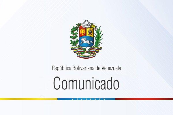 #COMUNICADO | Venezuela rechaza ilegales medidas coercitivas impuestas por EEUU al Bandes  https://t.co/RPKCZgTxzS https://t.co/MOzkXoqA8u