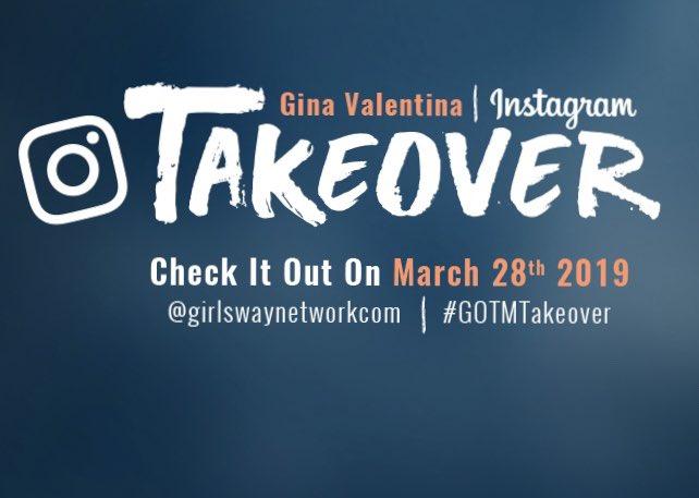 test Twitter Media - RT @GValentinaxxx: DAMNNNNNN GINA IS TAKING OVER 🔒✊🏽🔥🖤💕 @girlswaynetwork https://t.co/QMz8EN1oYT