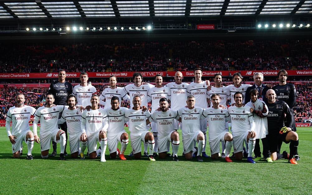 #LiverpoolMilan