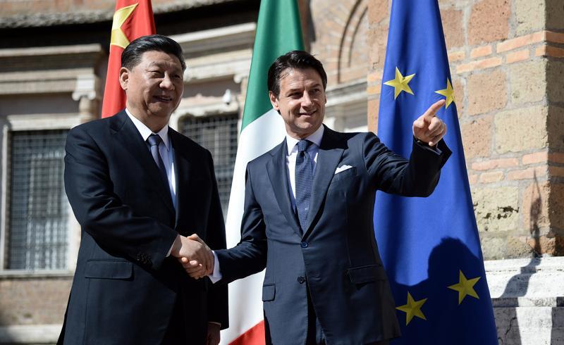 Italia e Cina