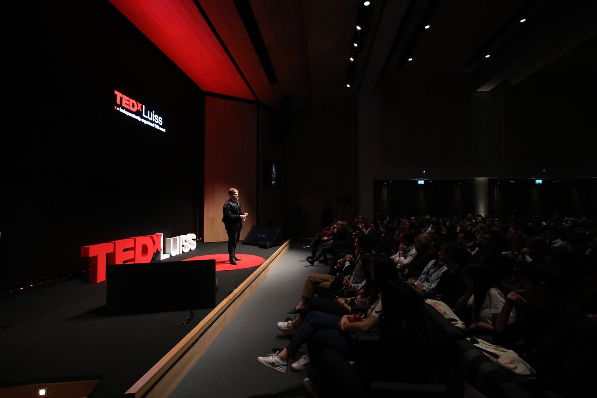#TEDxLuiss