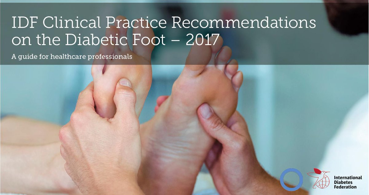 test Twitter Media - Early intervention to treat diabetic foot is essential to manage this common and serious #diabetes complication. Learn more through our guideline for health professionals https://t.co/QSUyUr4JH0 https://t.co/4P7WI7Am41