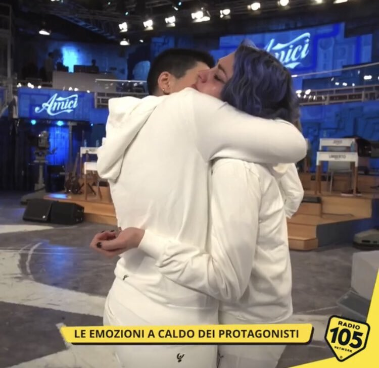#Amici18