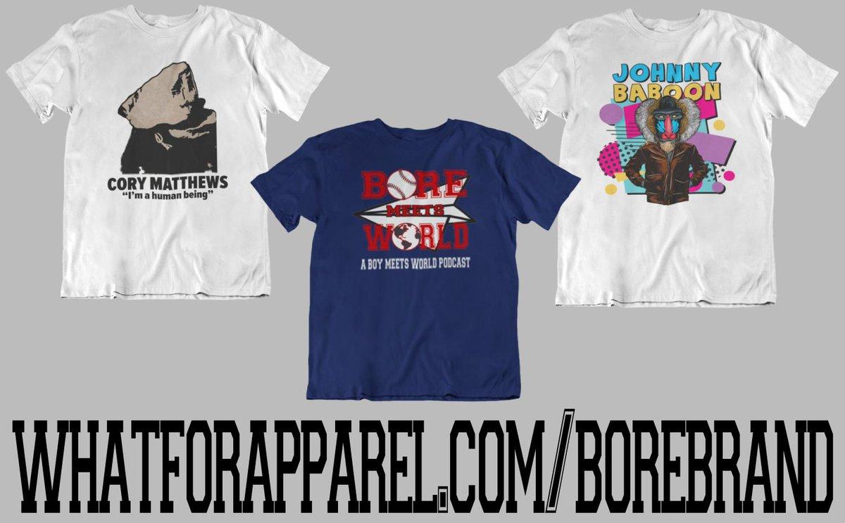 We got shirts for sale. New design dropping soon!  https://t.co/uPCZB8E5I1 https://t.co/wS6uBUrrMu