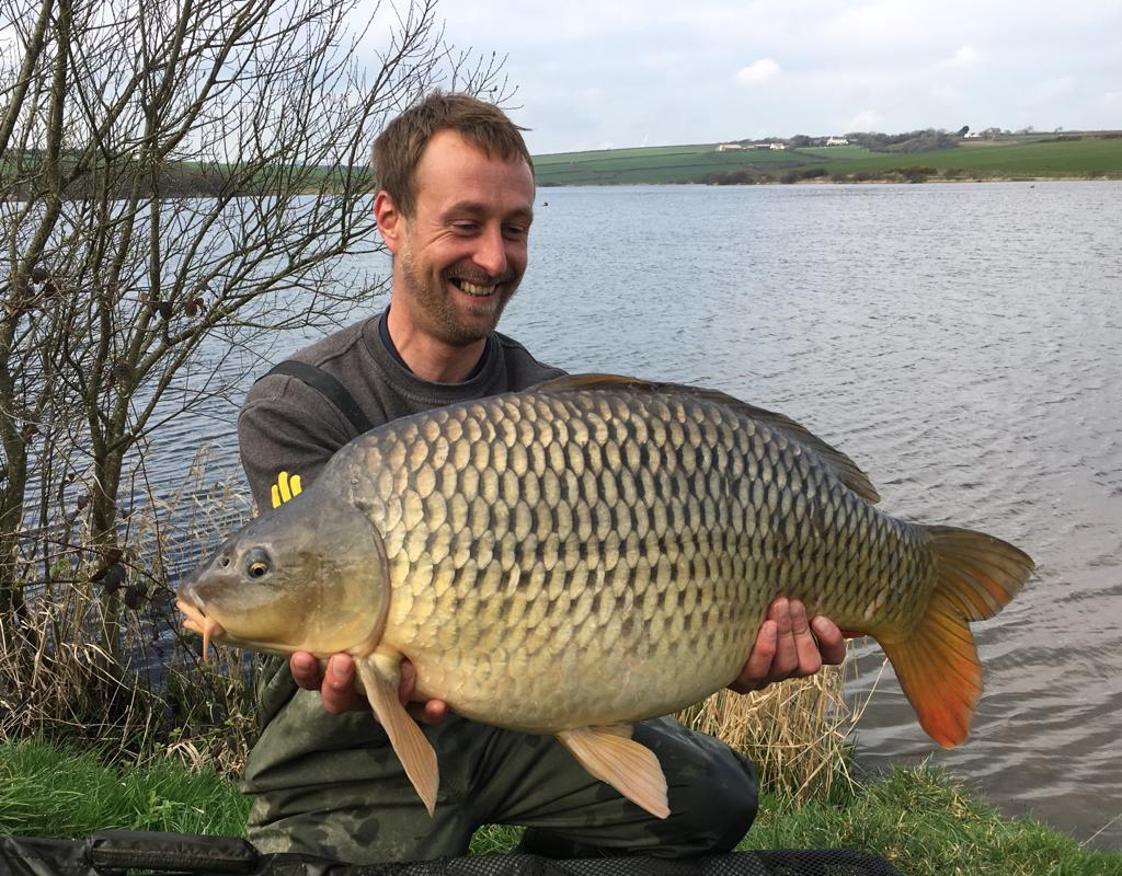 https://t.co/Y4tDj8mUbu #carpfishing #uppertamarlake #southwestlakestrust #cornwallfishing https://t
