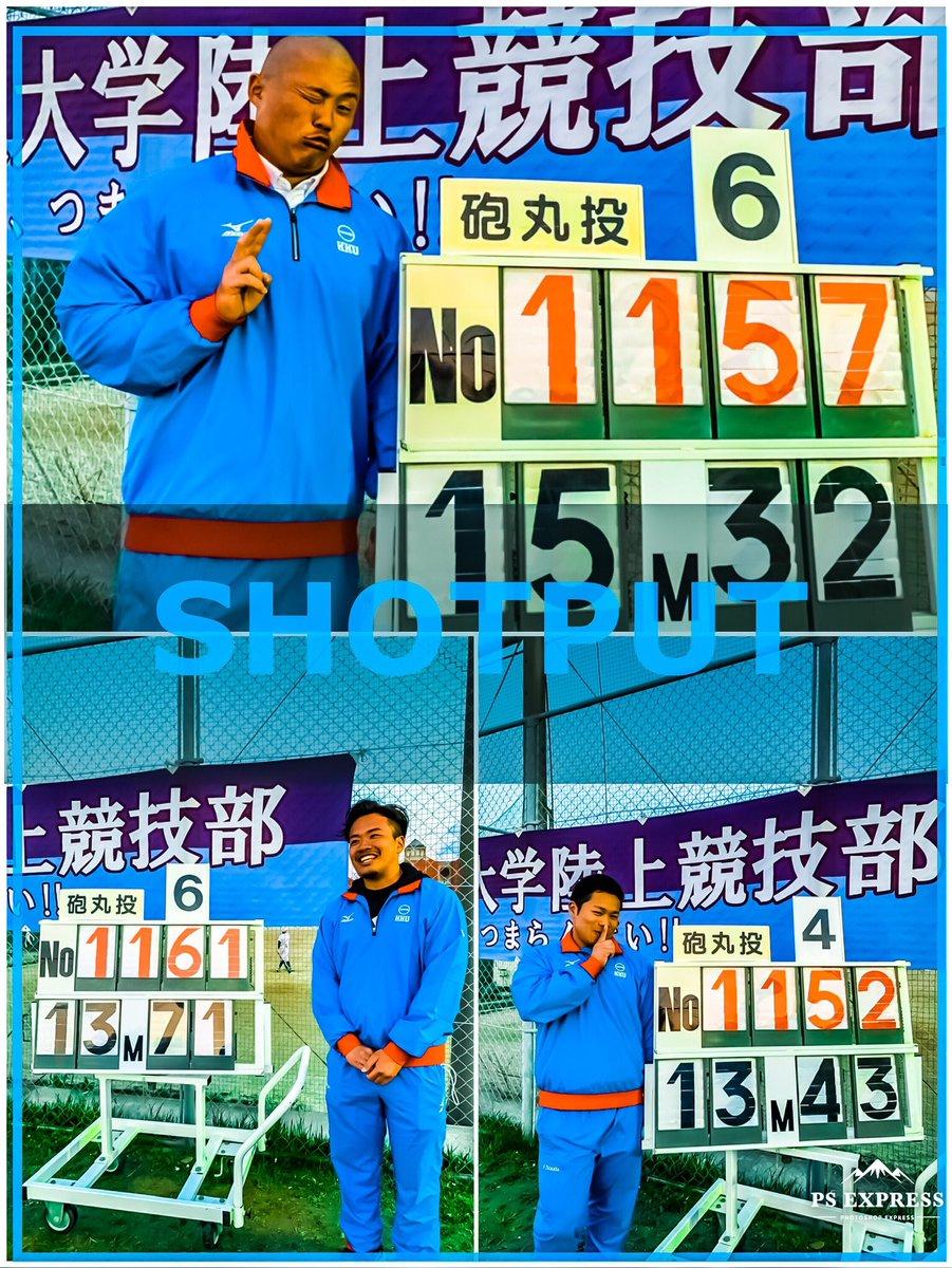 第1回九州共立大学競技会(2019.03.23) 男子...