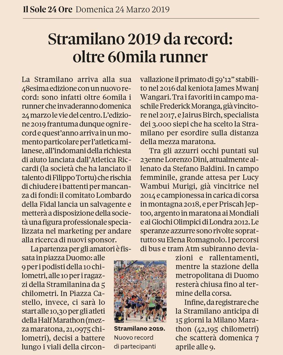 #Stramilano